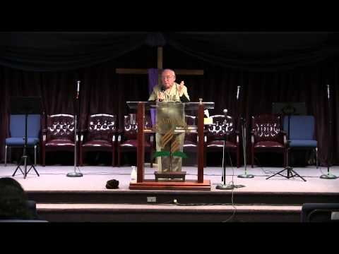 English Service- Rev: Fred Seaward