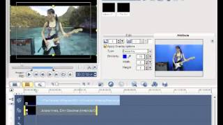 Mengganti Background Video