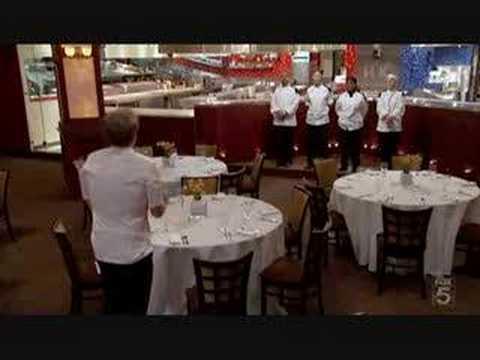 Hells Kitchen Season 4 Episode 12 Part 1 Youtube