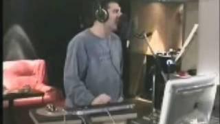 Johnny Gioeli At The Studio (2002)
