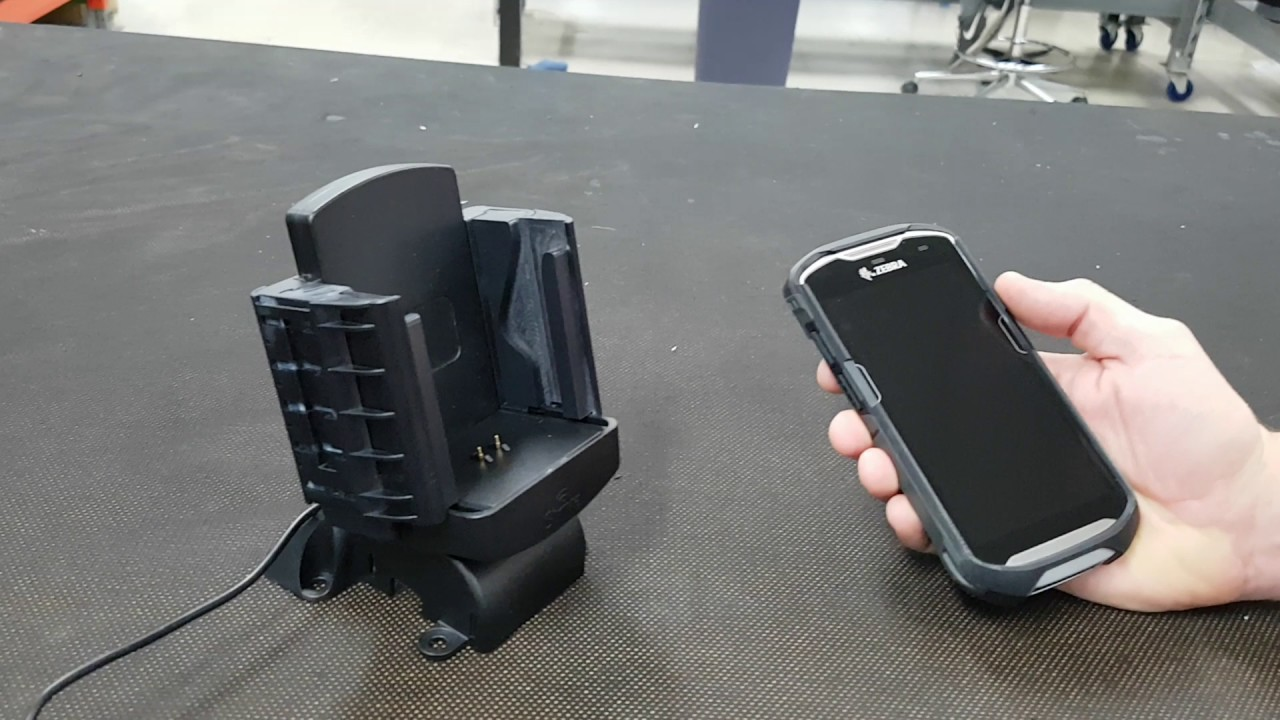 Zebra TC51 & TC56 Touch Computer Cradle + Desktop Charging Dock by Strike!