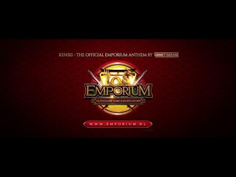 Ummet Ozcan - Kensei (Emporium 2015 Anthem) - INTERVIEW