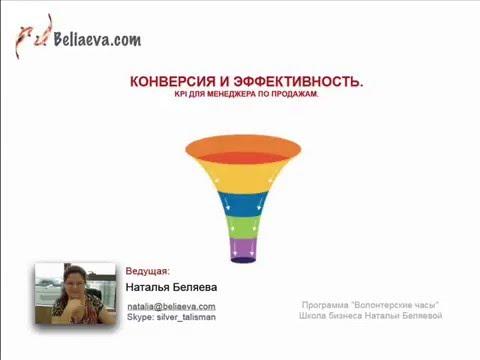 KPI для менеджера по продажам. Конверсия и эффективность.