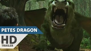 PETES DRAGON Trailer 2 (Disney - 2016)