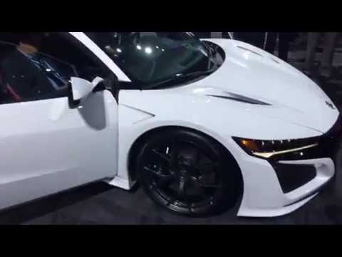 Paragon Acura Acura NSX Exclusive Look YouTube - Paragon acura hours