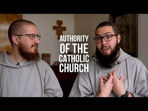 Understanding the Authority of the Catholic Church
