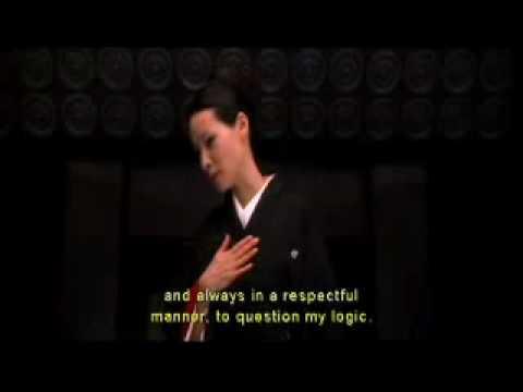 Lucy Liu O Ren Ishi Monologue In Kill Bill Vol 1 Avi Youtube