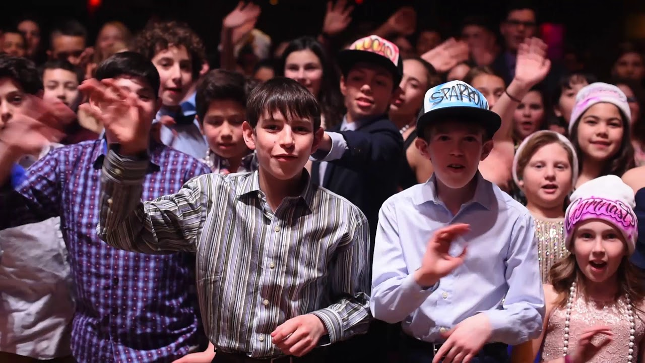 Benjamin's Bar Mitzvah | Temple Beth Sholom | Brooklyn Bowl | Las Vegas NV