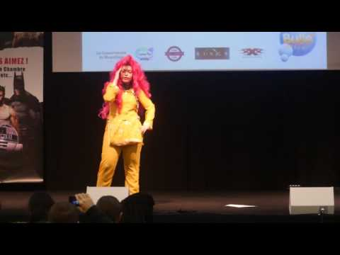 related image - Paris Manga 22 - Concours Cosplay Dimanche - 07 - My Little Poney - Pinkie Pie