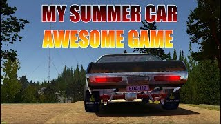 My Summer Car - Is a Awesome Game (New Ferndale - Eletric Shock)