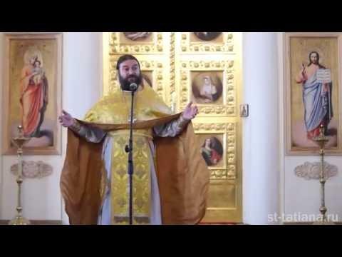 (ВИДЕО) Проповедь прот. Андрея Ткачёва в день памяти апостолов Петра и Павла