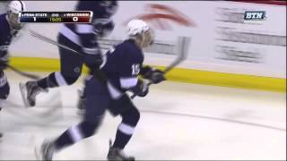 Penn State vs Wisconsin - 3-21-14 - Curtis Loik Goal