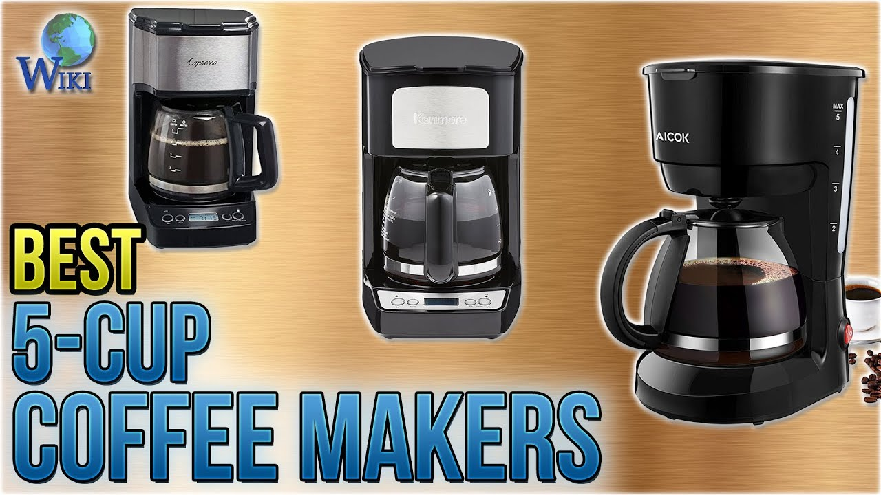 8 best 5 cup coffee makers 2018 youtube. Black Bedroom Furniture Sets. Home Design Ideas