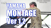 YAMAHA SY77 Demo & Review [English Captions] - YouTube
