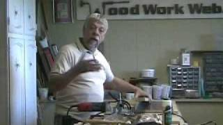 Freud Doweling Tool - A Woodworkweb woodwoking video