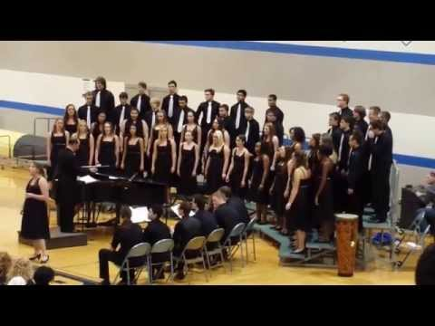 Balleilakka Oak Creek High School Festival of Choirs 2015