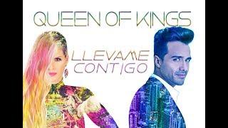 Llévame Contigo - Queen of Kings (Lyric Video)