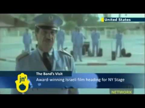 Israeli comedy becomes Broadway play: The Band's Visit by Eran Kolirin to be on stage in New York