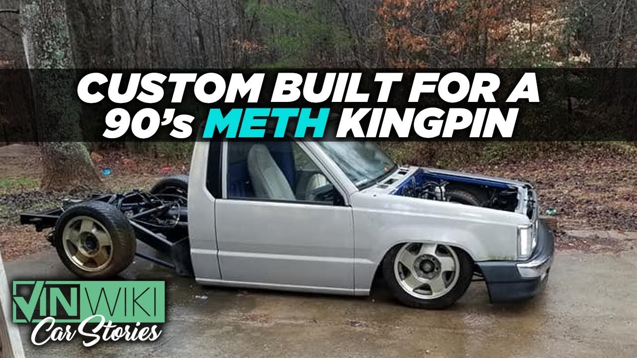 I Accidentally Bought a Meth Bust Mini Truck