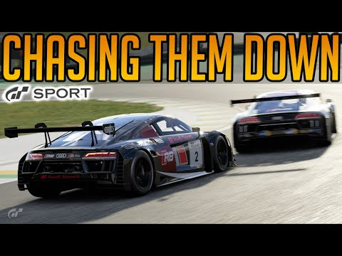 Gran Turismo Sport: Chasing Down The Faster Players thumbnail