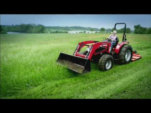 Mahindra Tractor  - #1 Selling Tractor in the World