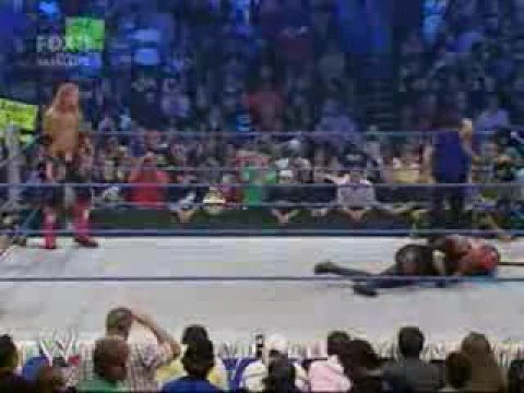 Edge Cashes In Money In The Bank VS Undertaker