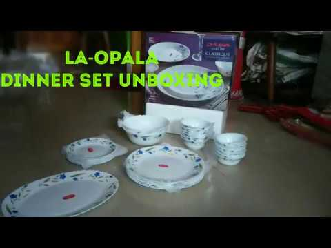 Best LAopala Dinner Set Under 2000rs Of 27pieces In India
