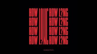 Charlie Puth - How Long ( Instrumental)