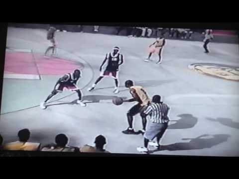 BASKETBALL HAITI CHALLENGERS VS PETION VILLE 1st half