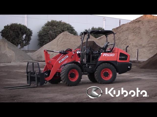 Wheel Loaders | Kubota R530 & R630