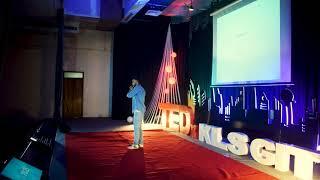 Comedy of Physics  | Rupesh Mahore | TEDxKLSGIT