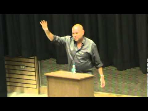 """Mikey Weinstein on """"Church & State Separation in the US Military"""" at UCCS  - October 24, 2012"""