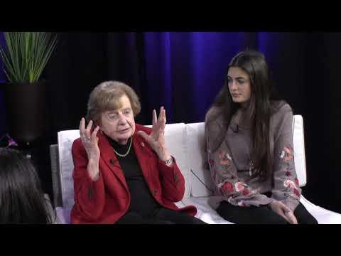 Cue the Lights interviews Dr  Vera Goodkin