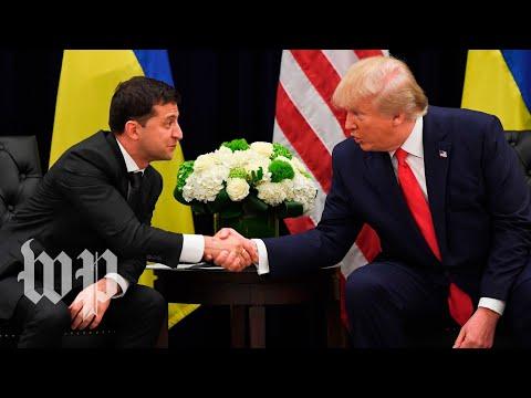 Trump's bilateral meeting with Ukraine's Zelensky, in 3 minutes