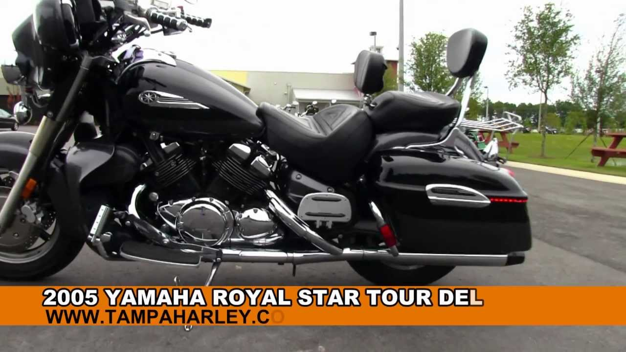 Ultimate Motorcycle Seats >> Used Yamaha Motorcycles for sale - 2005 Royal Star tour ...