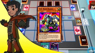 WE ARE T.G. | Online Ranked #29 | Yugioh! Legacy of the Duelist
