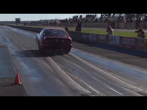 Brian Sipe turbo Mustang