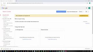 Giới thiệu google search console phiên bản cập nhật mới nhất 2019