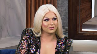 Farrah Moan Addresses Claims Ariana Grande Stole Her Look and Importance of Promoting Queer Artis…