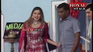 Megha , Zafri Khan & Amant Chan  Best Pakistani Punjabi Stage Drama Full Comedy HD