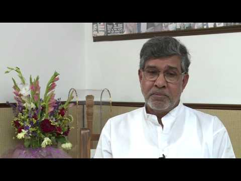 Kailash Satyarthi's Full Interview