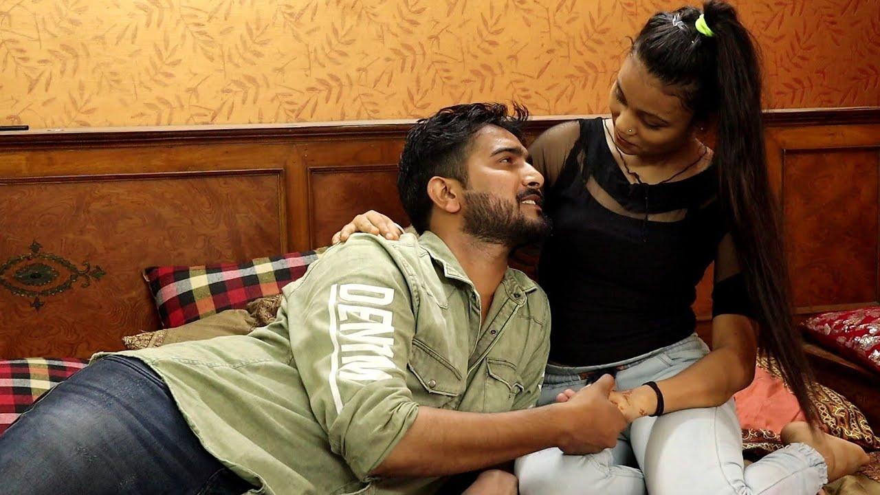 Sleeping With My Bestfriend's Girlfriend Prank | Yash Choudhary