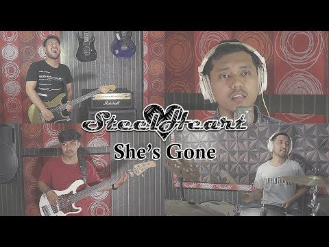 Steelheart - She's Gone Cover By Sanca Records