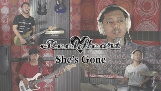 Download lagu Steelheart She s Gone Cover by Sanca Records MP3