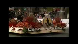 Canines of Courage - 2013 Rose Parade