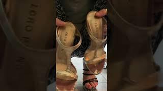 또롱이의 여름 신발1부 대공개