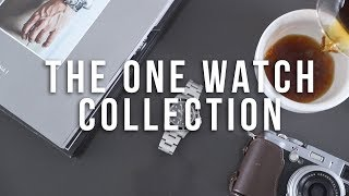 The One Watch Collection | Rolex Submariner ref. 14060