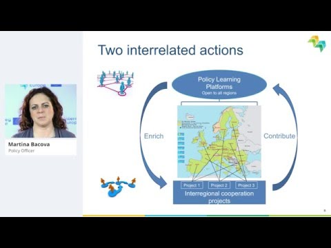 Interreg Europe key features
