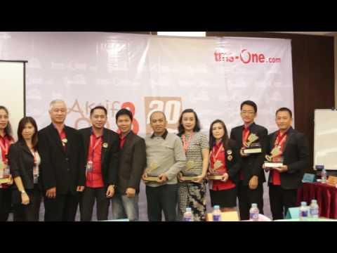 Ceremonial Aktif & On TokoProperti 2017 Feodora Hotel Grogol - Jakarta Barat