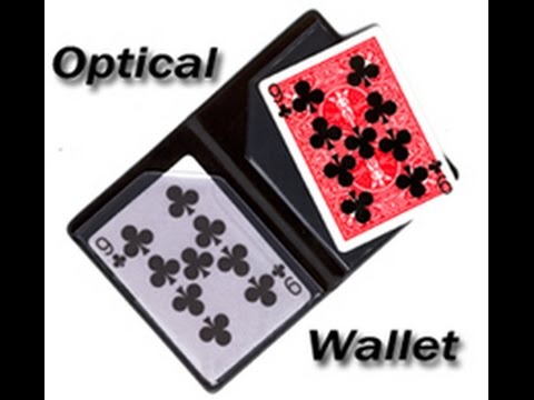 MAGIC TRICKS VIDEOS IN TAMIL #117 I Optical wallet @Magic Vijay